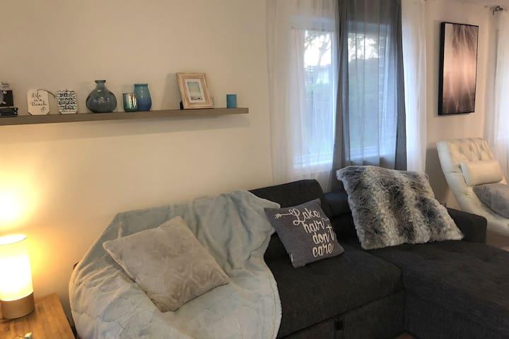 logement complet moderne 2 chambres