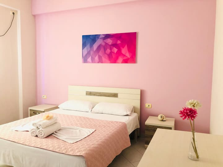Double room in center of Saranda,Judi aparthotel