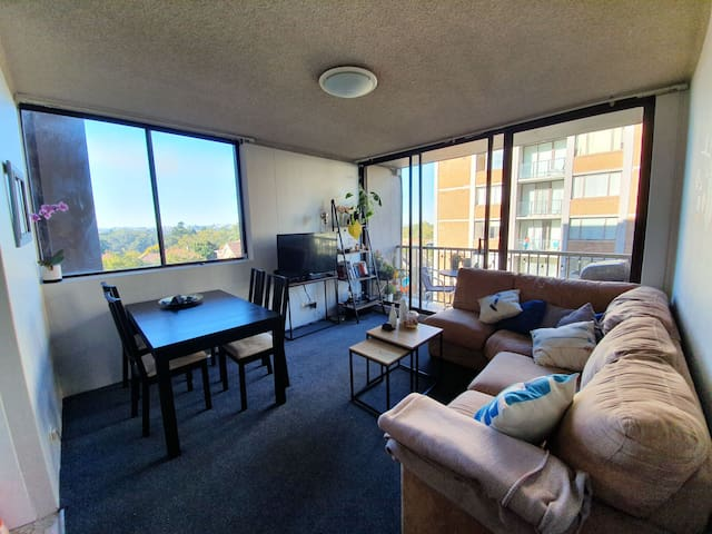 Two bedroom apartment in Centennial Park