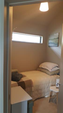 Very small single room.
