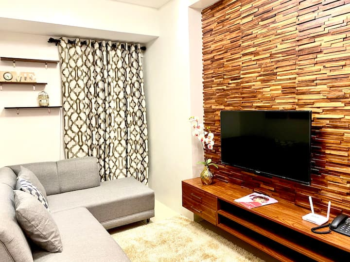 Chic & Stylish 1Bedroom Suite with WIFI & Netflix