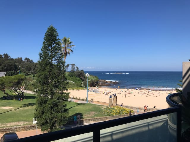 Beachside 2br with gorgeous water view & balcony! - Coogee - Apartment