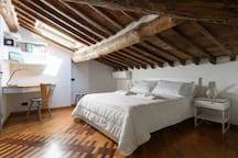 Penthouse in Siena near Piazza del Campo and Palio