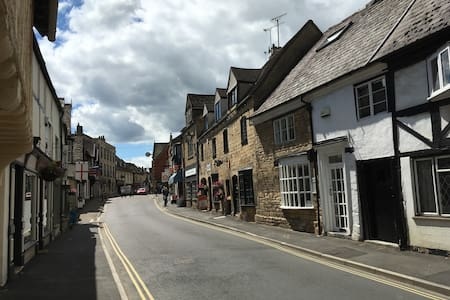 16th Century maisonette in charming Cotswold town - Winchcombe - Byt