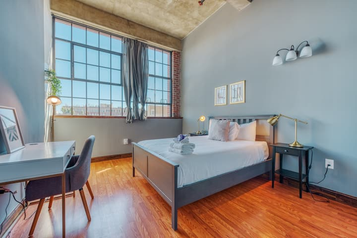 Sosuite | Peaceful Loft 2BR + discounted Parking