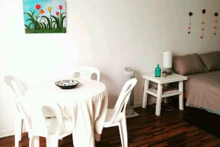 COZY STUDIO IN MOST TOURIST PLACE IN LIMA - Barranco District - Apartment