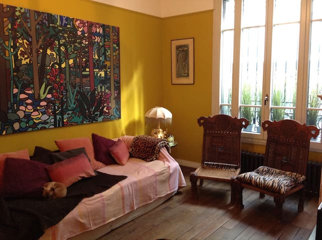 Appartement cosy 45m2. - Paris - House