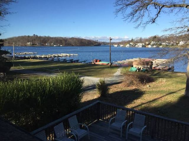 ZLake Hopatcong Beach Front House!!