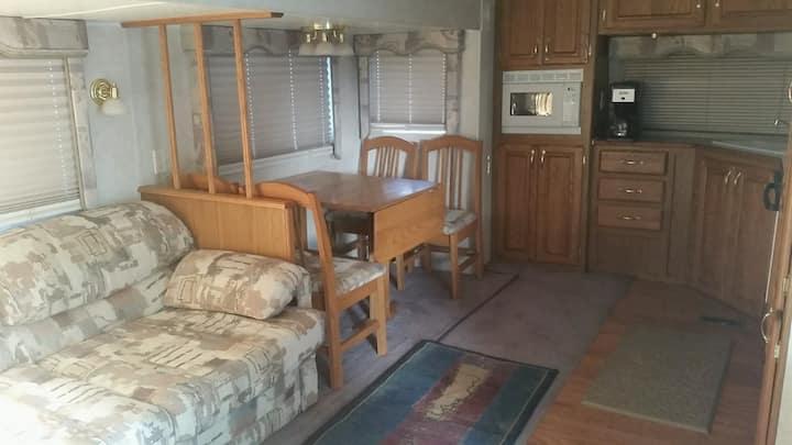 Jayco Designer RV Cabin