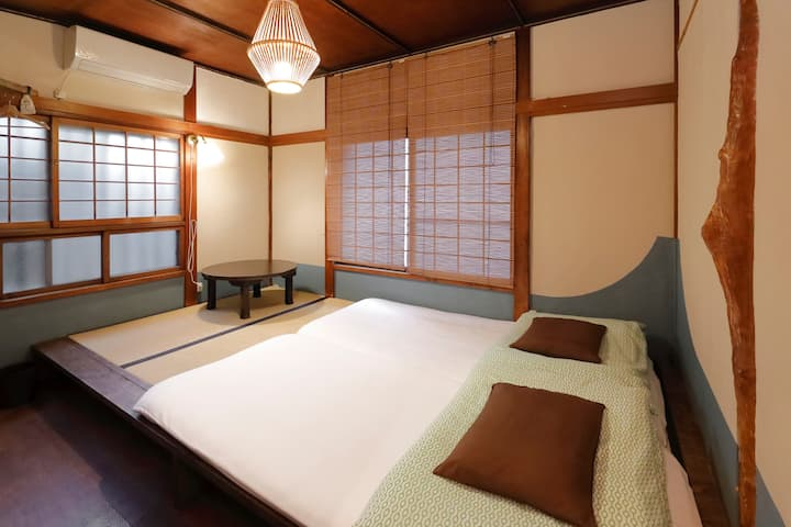 7-min from station! Japanese style Private Room!!