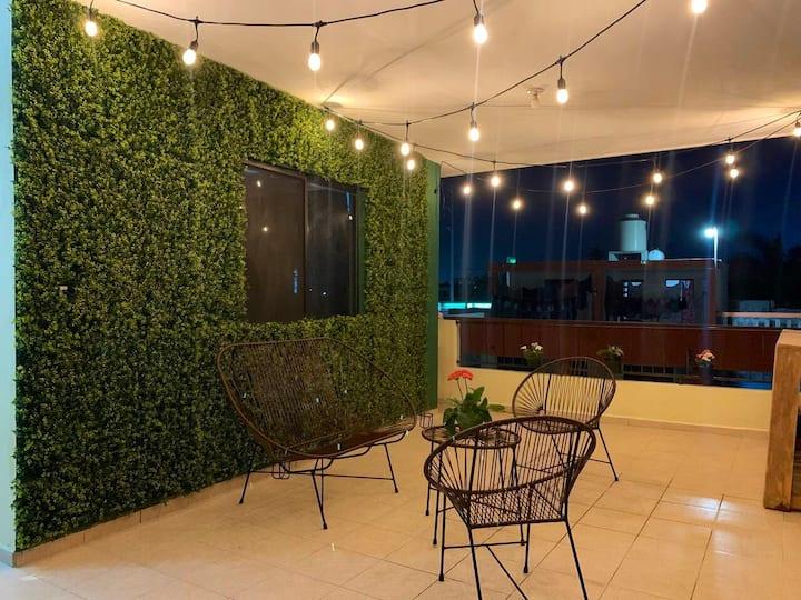 Habitación #10 Tampico