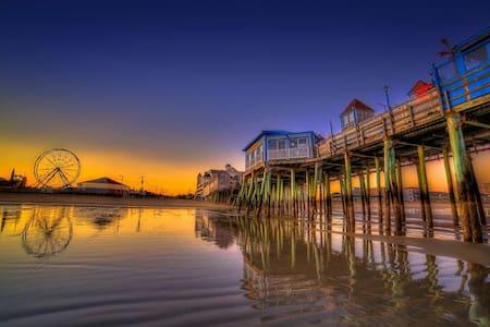 Beach Getaway House