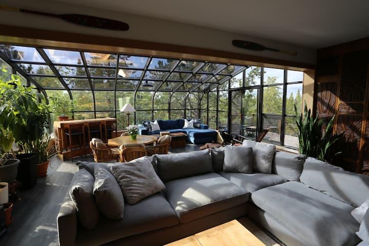 好丘。Hacho House - private room for 3 guests