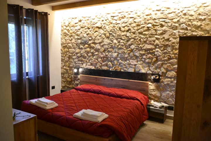 Junior Suite tra le colline del Soave (Nordica)