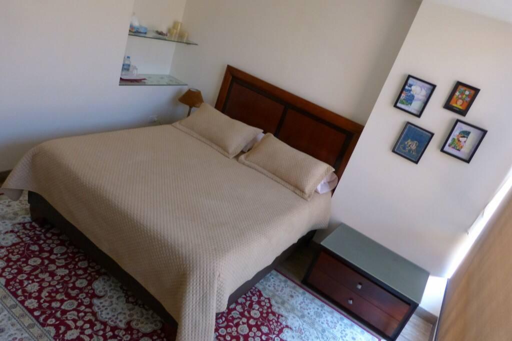 Cozy room - Dormitorio acogedor