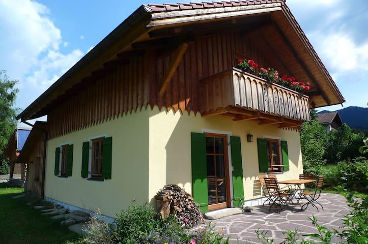 Ferienhaus mit Herz, Liebe zur Natur und Ökologie