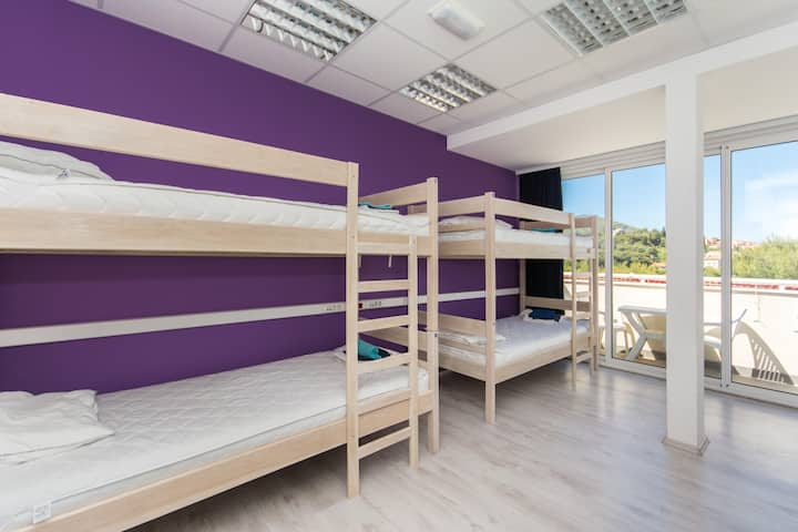 Hostel Petra Marina - bed in 8-bed female dorm