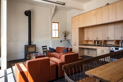 Architektonisch gestaltet: The Rosebay, B2 Lofts