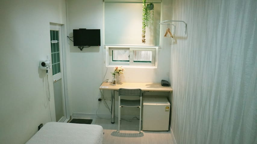 Hostel Korea, the Jib - Single room (002)