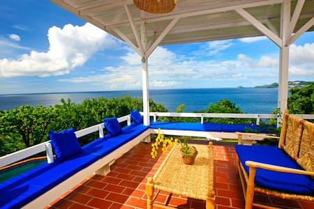 SEA CLIFF VILLA - OWNER DIRECT -  SUPERHOST STATUS - Castries - วิลล่า