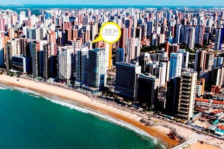 Lindo AP- Na Bela Praia Iracema- Fortaleza-CE - Форталеза
