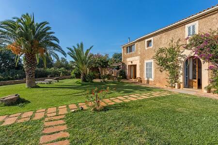 Casa Grande totalmente reformado con Piscina - S'Horta - Casa