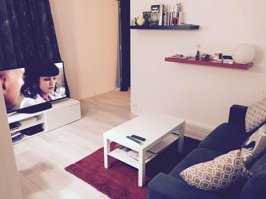 Télé avec abonnement Bein Sport.