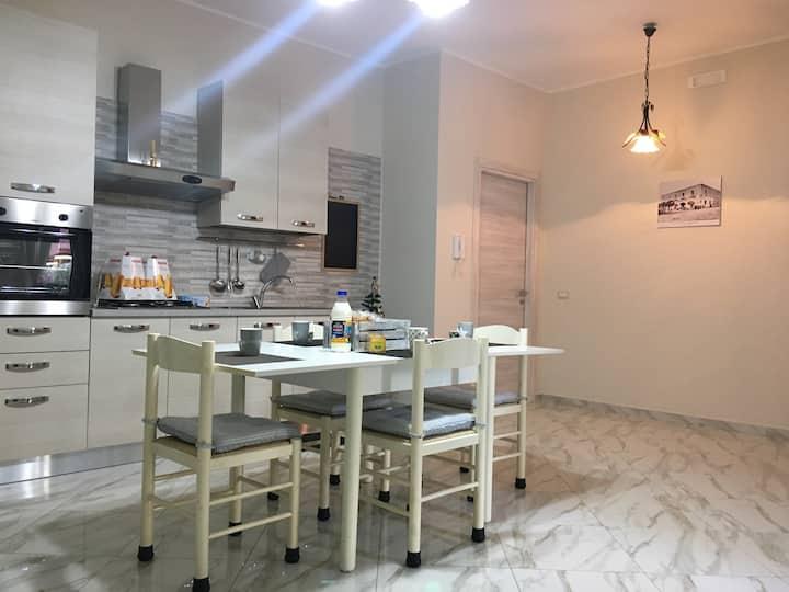 Valeria House for Pompei Sorrento Amalfi Napoli
