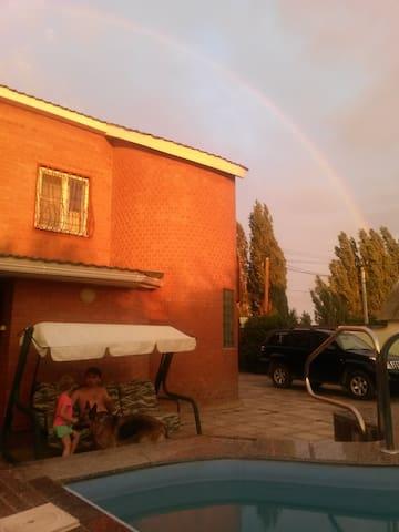 "Коттедж ""милый уголок"" - Volgograd Oblast - Dom"