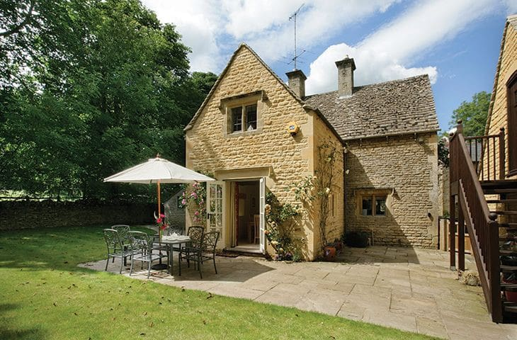 Bridge Cottage - near Stow on the Wold