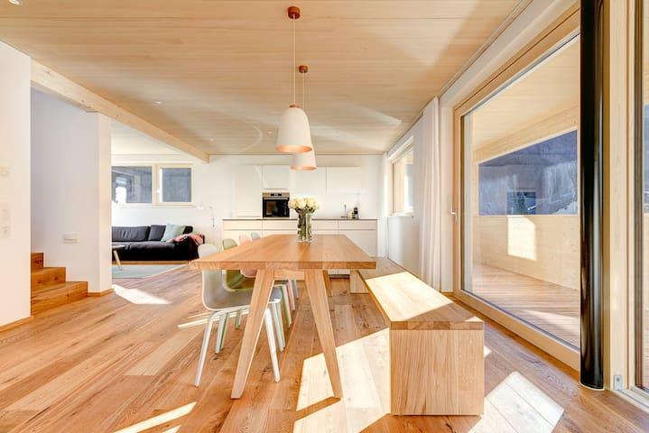 Hus 128 - Das moderne Ferienhaus in den Bergen