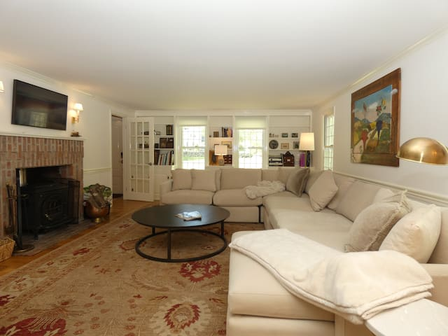 Spacious haven in the country--just renovated