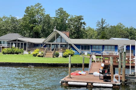 Big Lake Murray Water: Renovated Lake Rental
