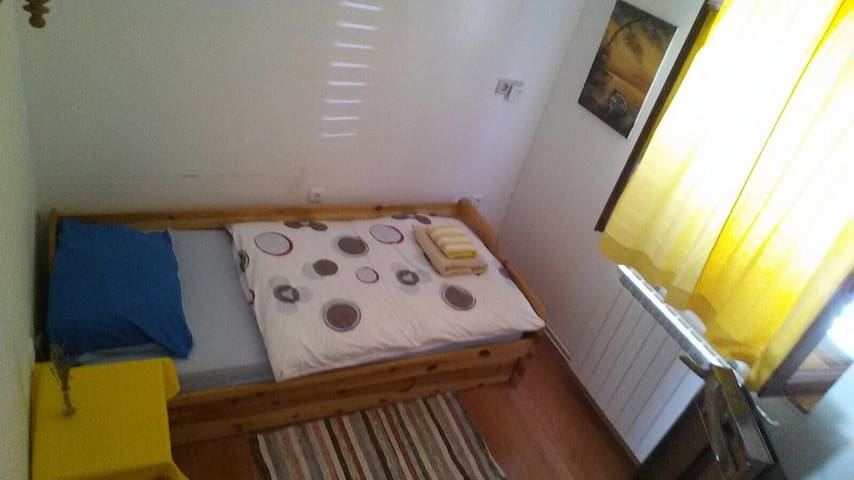 Single Bed Room Plitvice Lakes