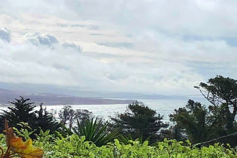 Private Modern Seaside Retreat, Ocean Views