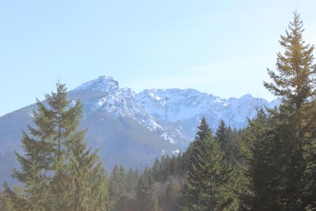 hurricane ridge bound - 安吉利斯港(Port Angeles)
