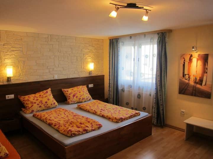 Gästehaus Parkblick: Doppelzimmer