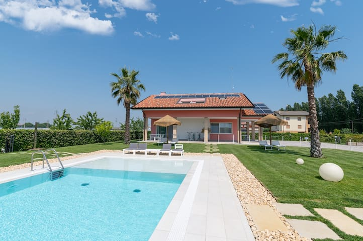 Sweet Home Village NUOVO residence in Jesolo Beach