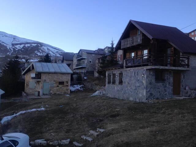 Villa Vuk - Popova Shapka - Βίλα