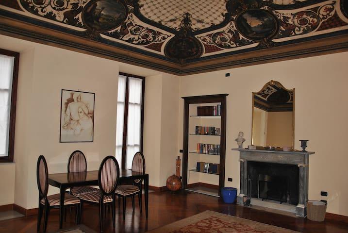 Elegante appartamento nel cuore di Torino