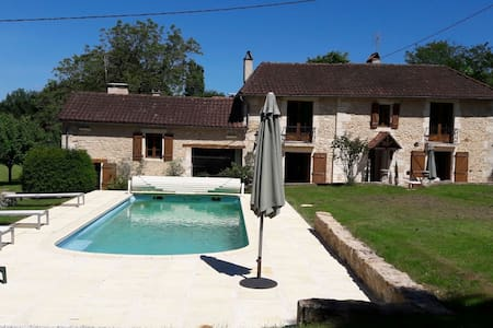 La Gaumière, in Rabette, Saint-Mayme de Pereyrol