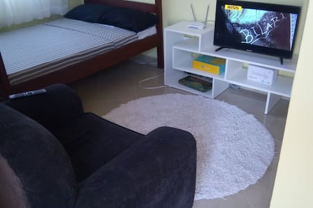 MOMBASA BUDGET COZY AND AIRY PENTHOUSE STUDIO.