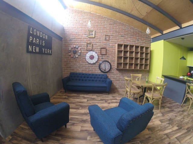 Cozy Loft in Plaza Mayor district - León Gto