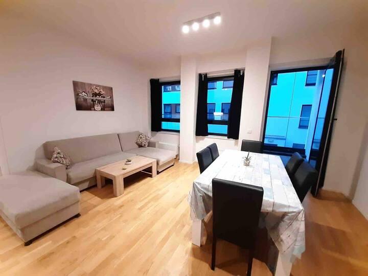 New appartement big terrasse in européen district