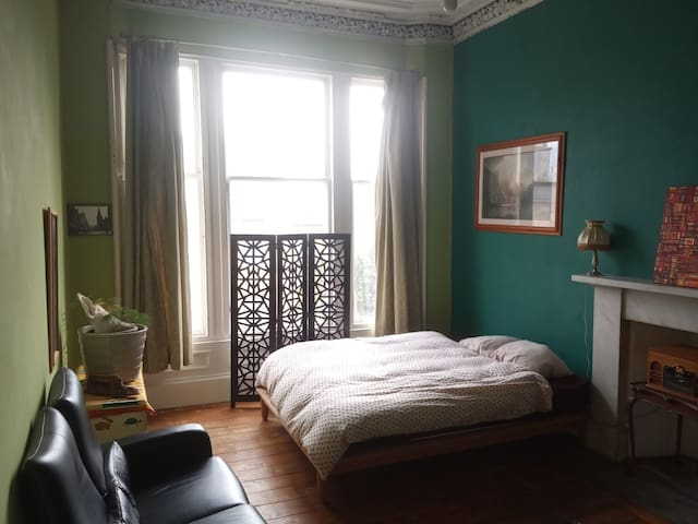 Grand Double Bedroom in West End