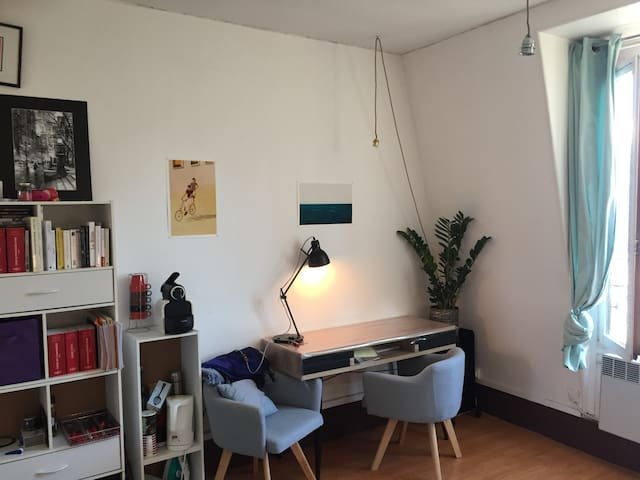 Confortable studio à Paris Montparnasse