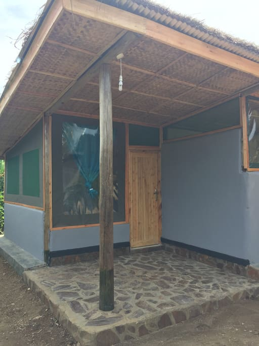 Welcome to your new home in Bwindi Impenetrable National Park
