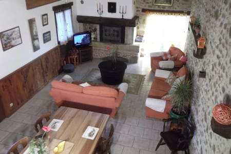 Gites Les Pins - Millac - Bed & Breakfast