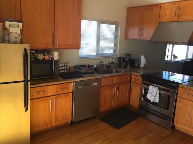 Spacious Room and Apartment in Berkeley - Berkeley - Wohnung