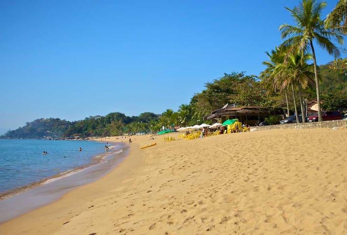 Suites Rancho Vô Zico - Praia grande Ilhabela